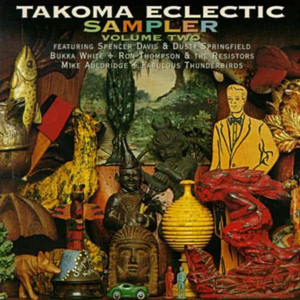 Takoma Eclectic Sampler, Volume 2
