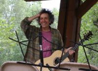 michael gulezian, little beach amphitheater, minturn, colorado