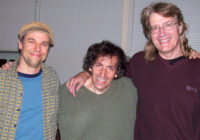 tony kaltenberg, michael gulezian, doug smith, yachats guitar festival, yachats, oregon